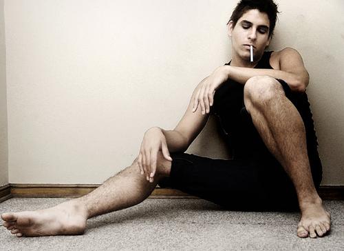 Beautiful Men Feet